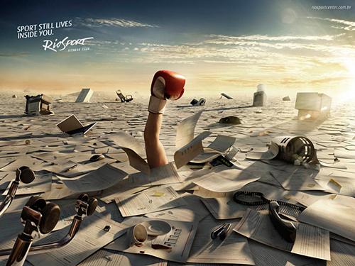 Creative Advertisement Ideas